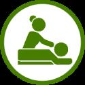 Klasická rekondiční masáž